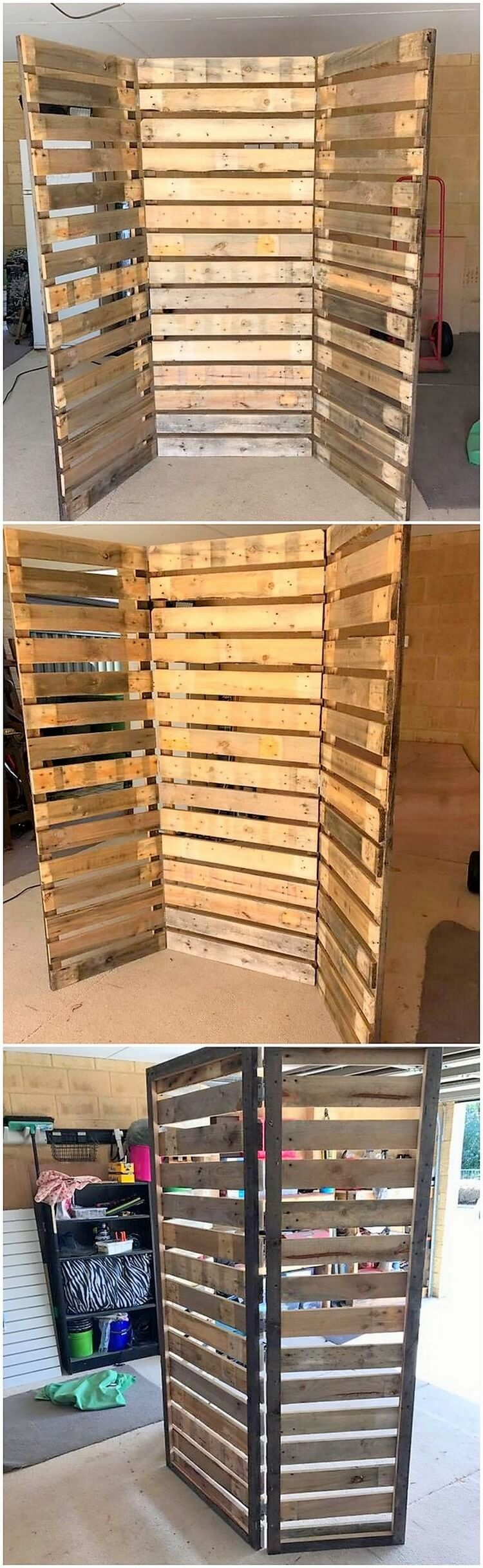 Exciting ways to make use of wood pallets in diy projects for Diy projects using wood pallets