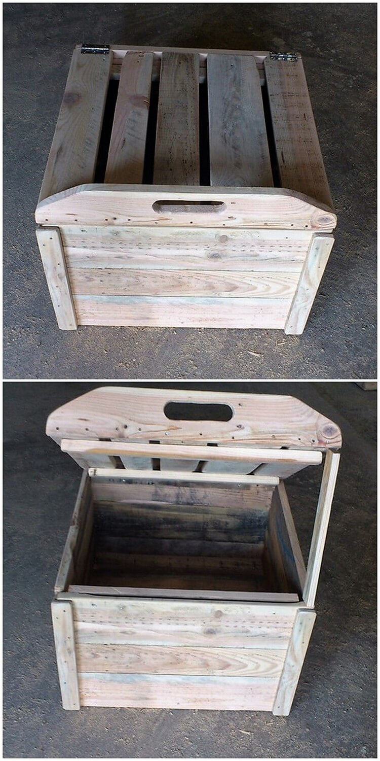 Eco Friendly Ways To Utilize Old Pallets For Your House