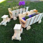 Pallet Tractor Planter