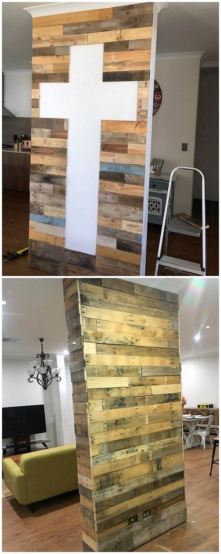 25 Easy And Cheap Shipping Pallet Projects You Can Make