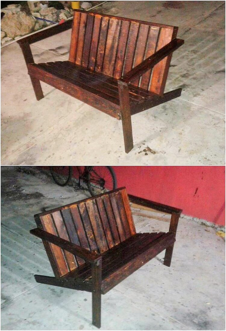 Useful Recycling Ideas to Make with Wood Pallets   Pallet ...