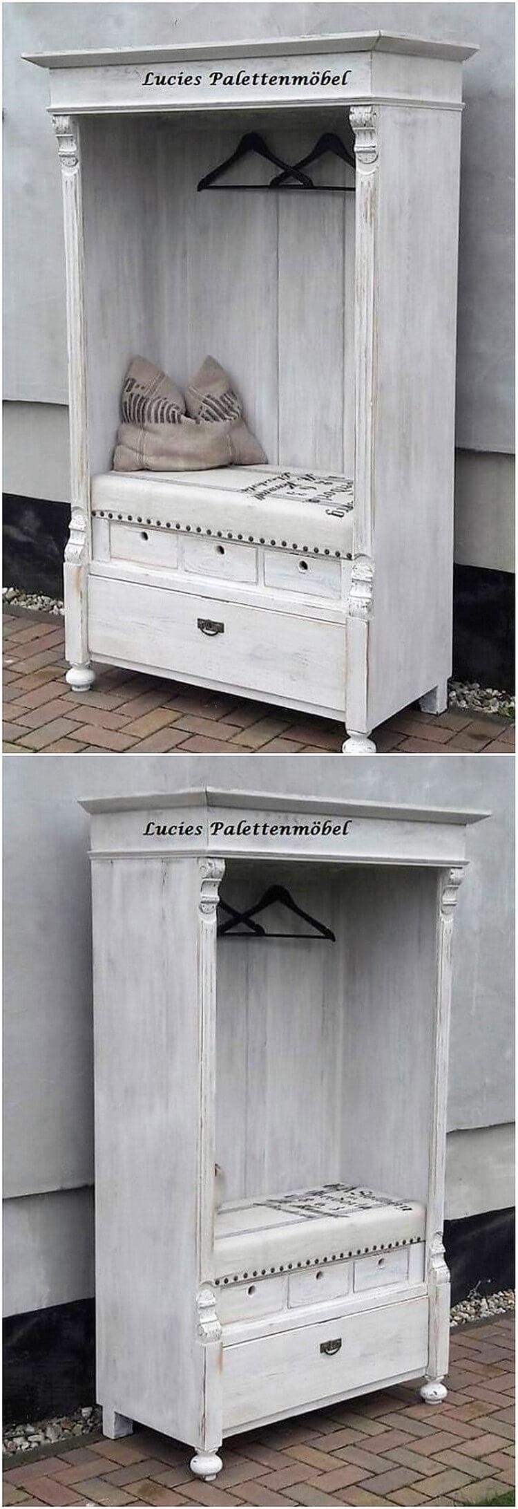 Pallet Closet (2)