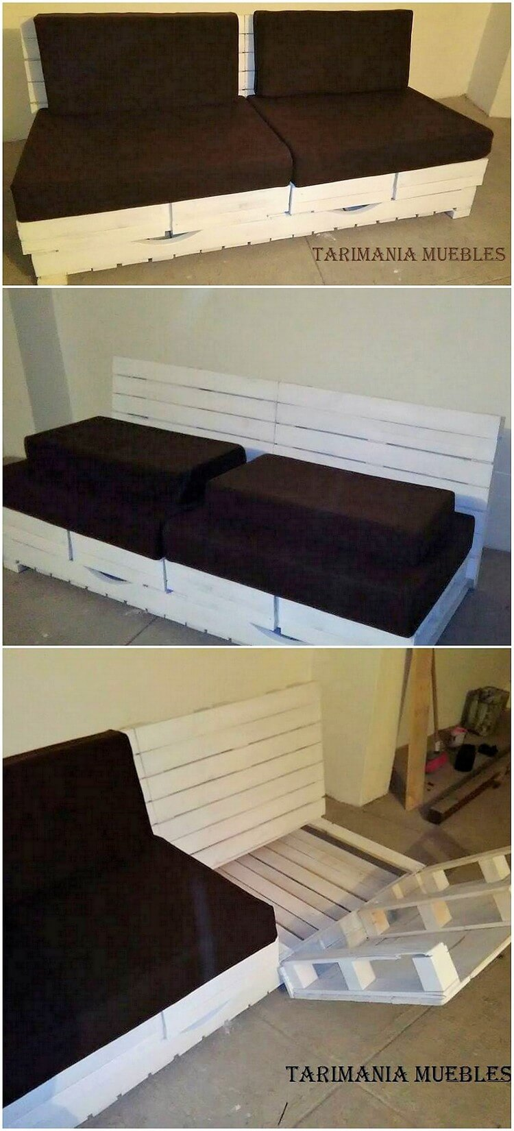 Innovative Ways To Upcycle Wooden Shipping Pallets Pallet Wood  # Duartee Muebles