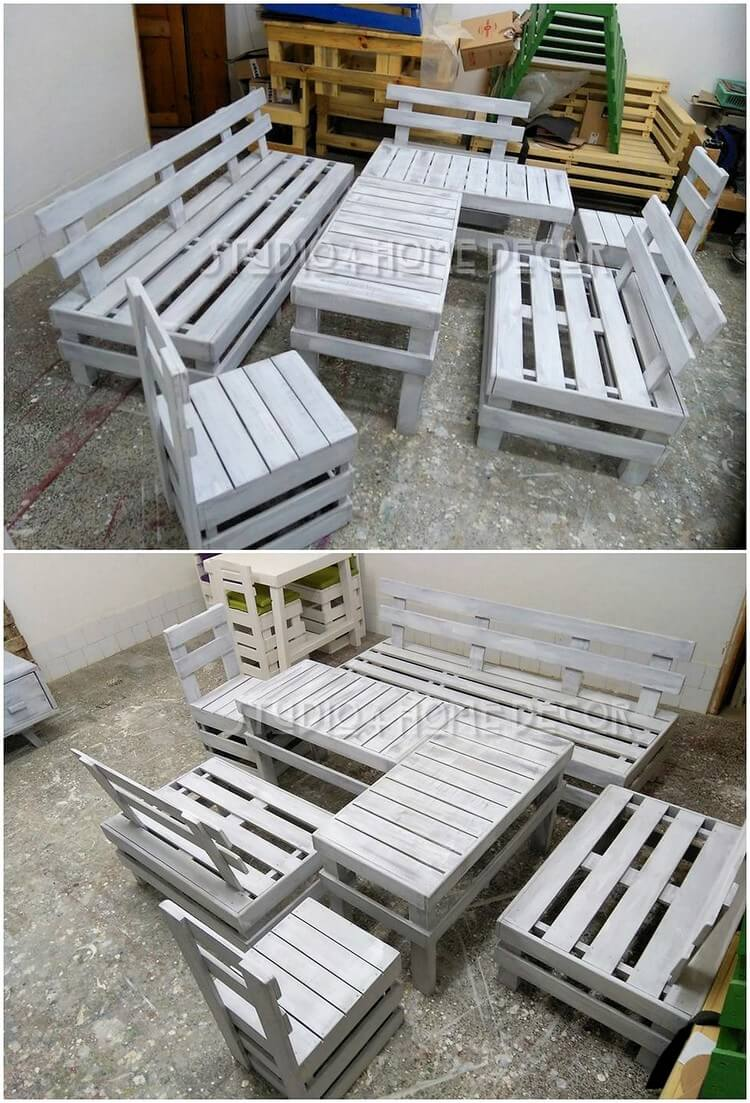 Innovative Ways To Upcycle Wooden Shipping Pallets Pallet Wood Projects