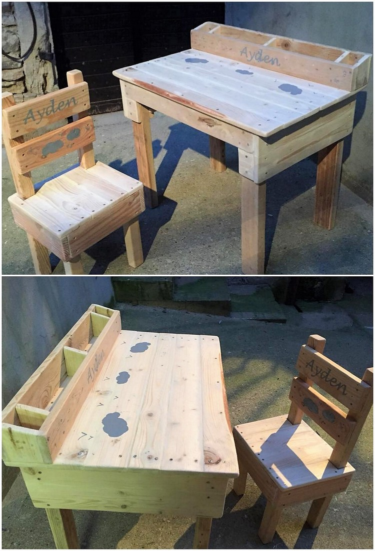 Genius Ideas To Upcycle Old Shipping Pallets Into Creative