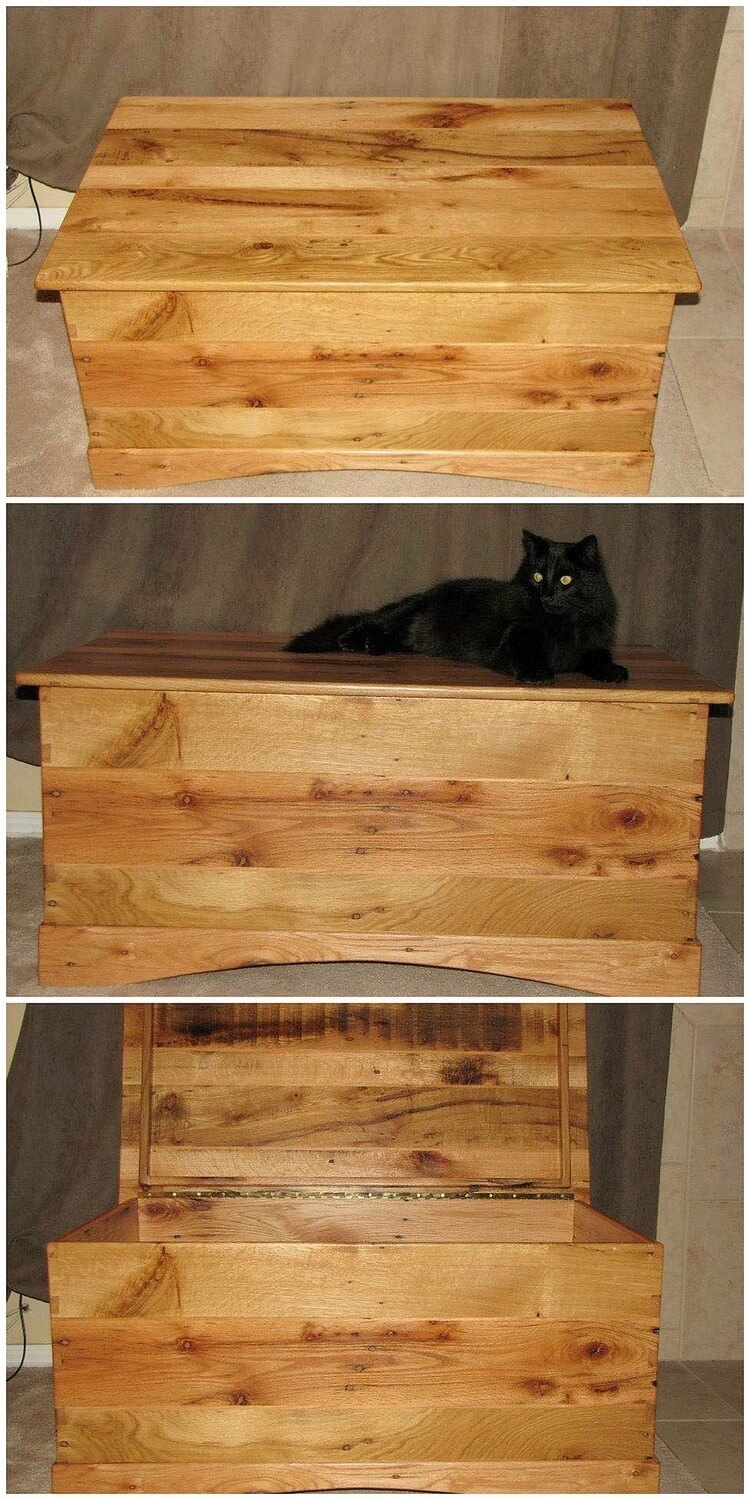 Simple and Easy to Make Wood Pallet Projects | Pallet Wood ...