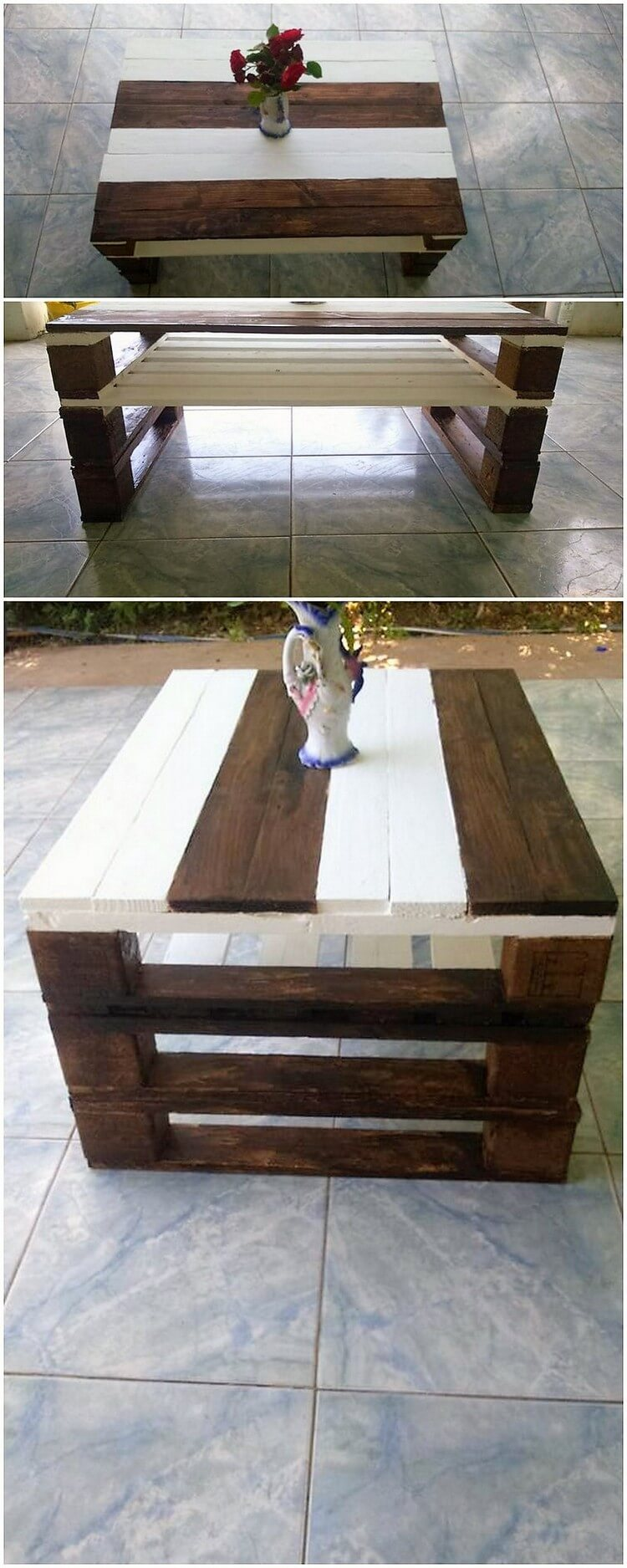 Pallet Table Coffee Table