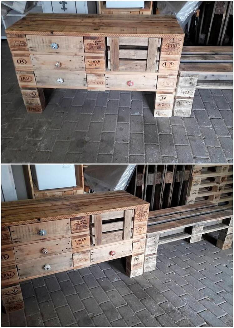 Amazing things you can make using shipping wood pallets for Making things with wooden pallets