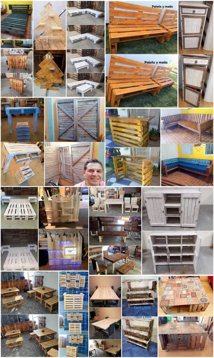 Easy and Smart Ways to Recycle Used Wood Pallets