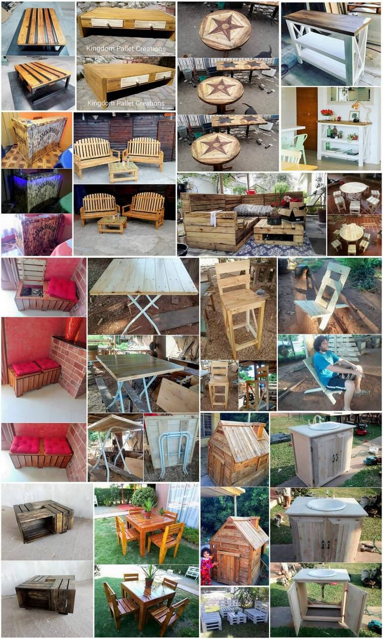 Frische Und Coole DIY Holzpaletten Ideen Ideen Holzpaletten Frische Coole
