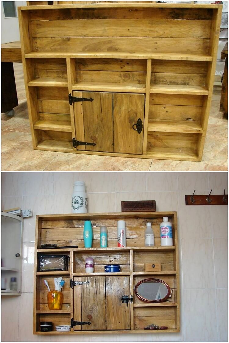 Perfect Ideas For Old Wood Pallets Repurposing Pallet