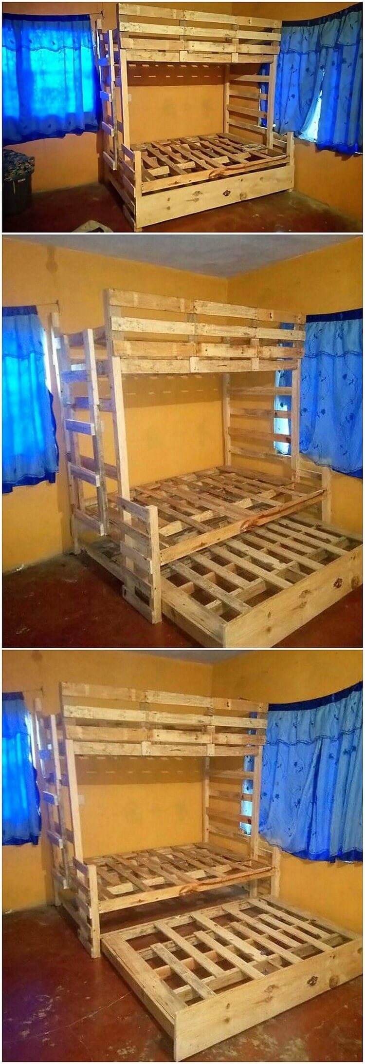 Inexpensive Home Furnishings With Old Shipping Pallets