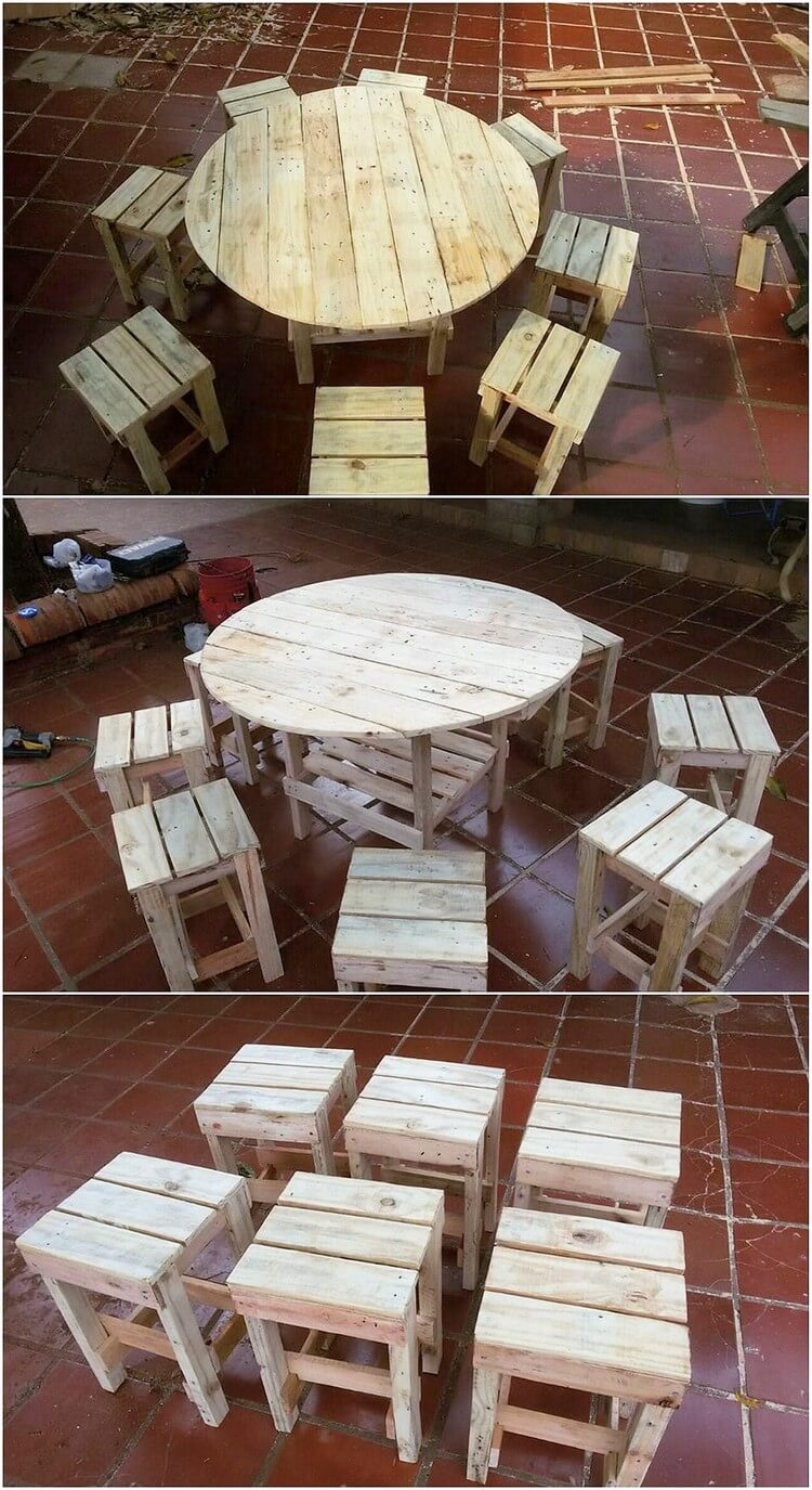 Easy to Make and Inexpensive DIY Wood Pallet Projects ...