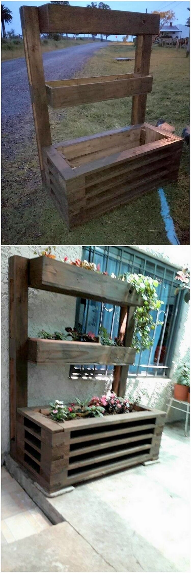 Creative and Cool Ideas Out of Recycled Wood Pallets ...