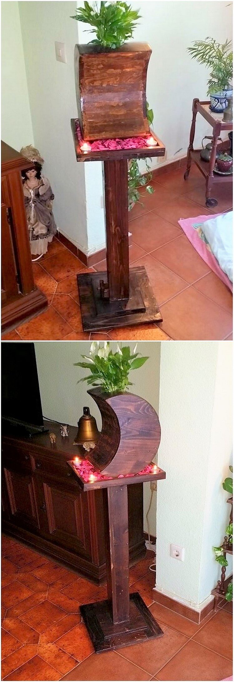 Pallet Decorative Creation