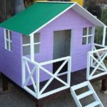 Pallet Garden House Plan