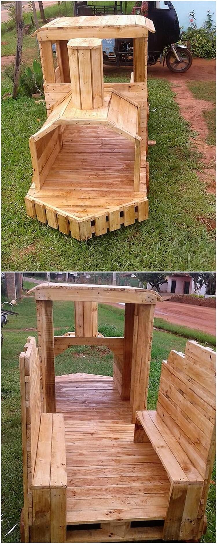 splendid diy recycled wood pallet creations pallet wood projects. Black Bedroom Furniture Sets. Home Design Ideas