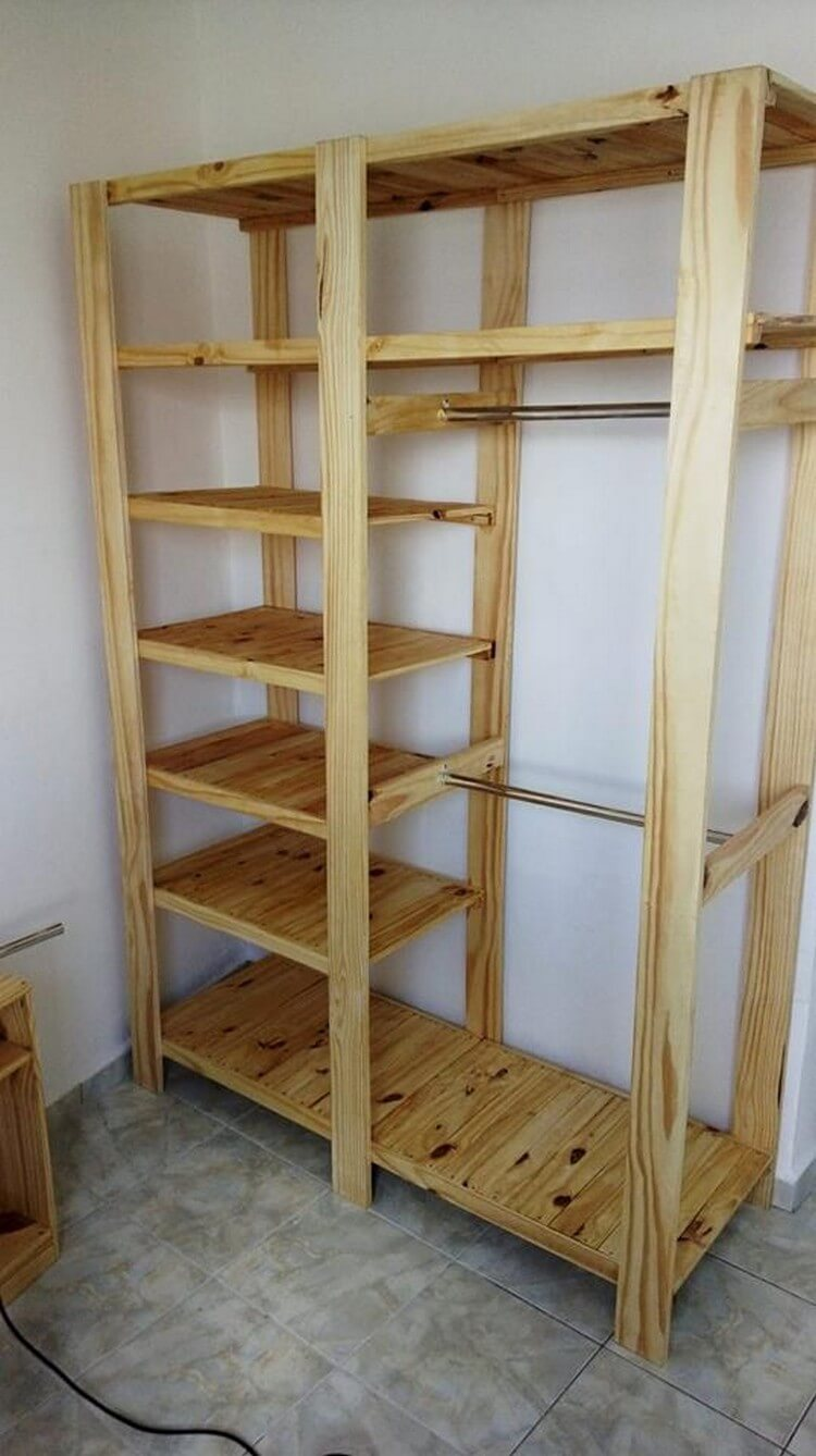 Charming Ideas For Wood Pallets Reusing Pallet Projects