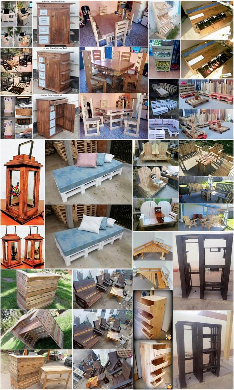 Few Amazing Wood Pallet Ideas You Will Like to Follow