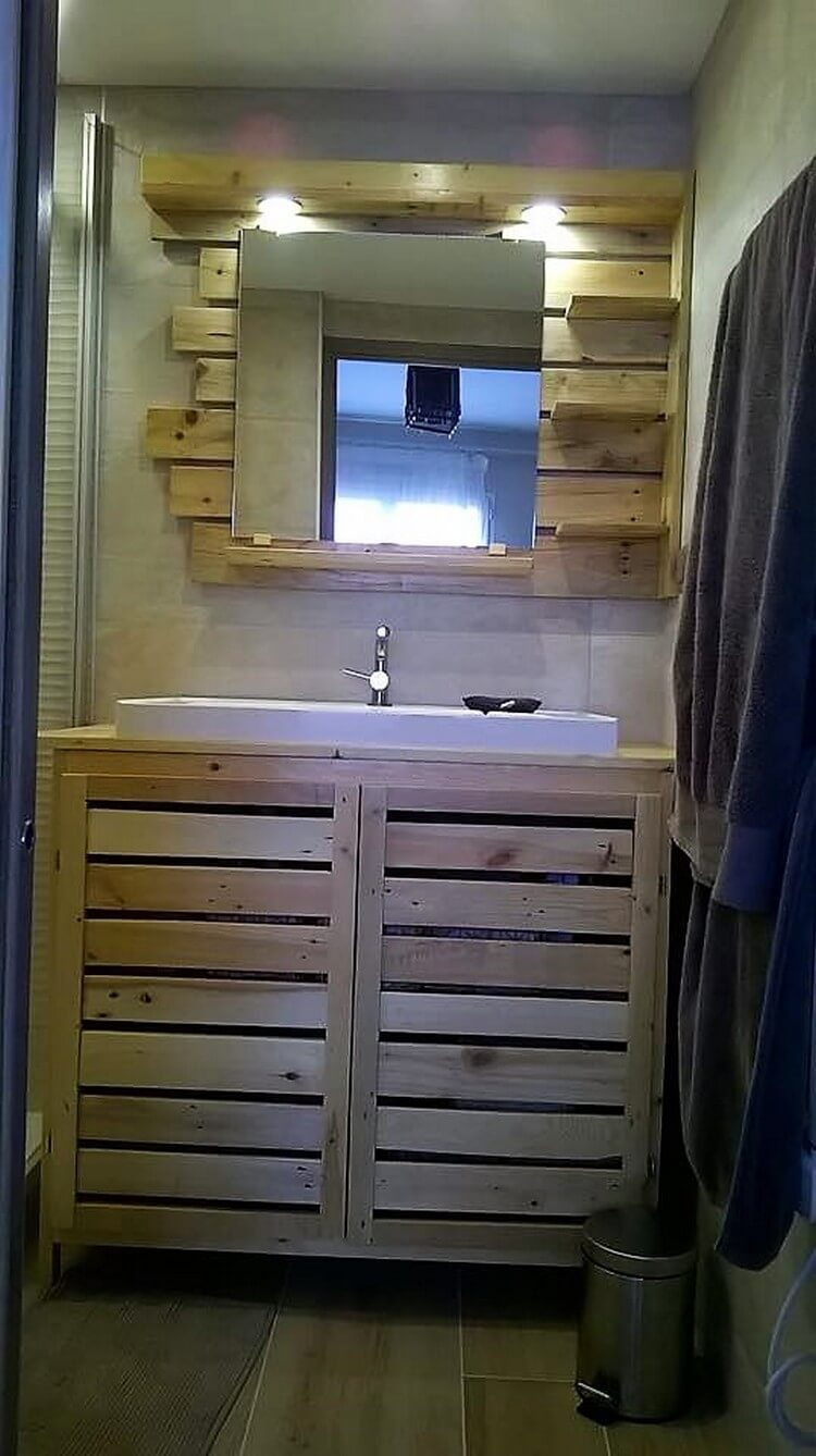 Incredible Ideas For Reusing Old Wood Pallets Pallet