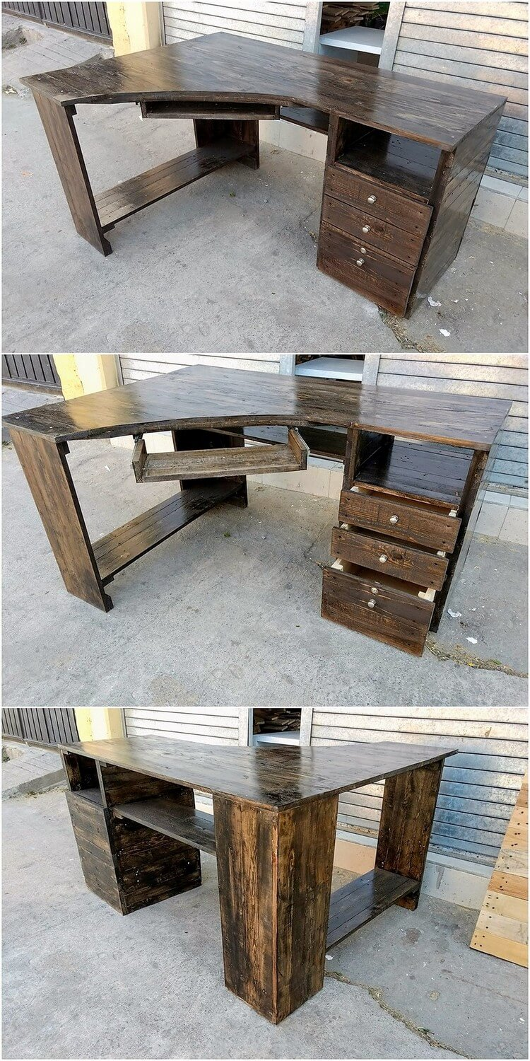 Amazing Things To Make With Old Wood Pallets Pallet Wood