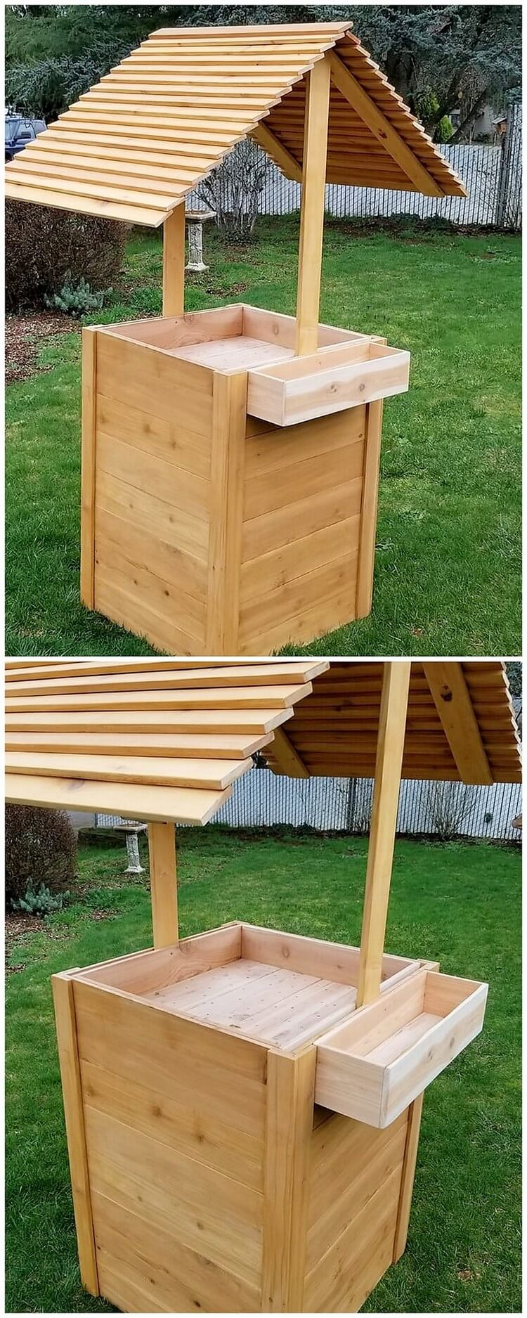 Magnificent Ideas To Recycle Used Wooden Pallets Pallet
