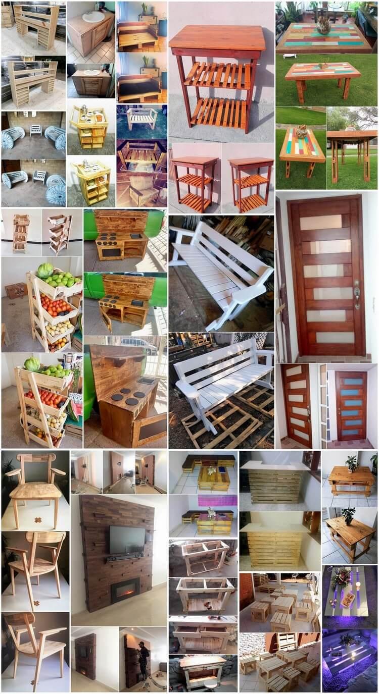 Klassische DIY Holzpaletten Ideen für Ihr Zuhause - DIY ideen 2018
