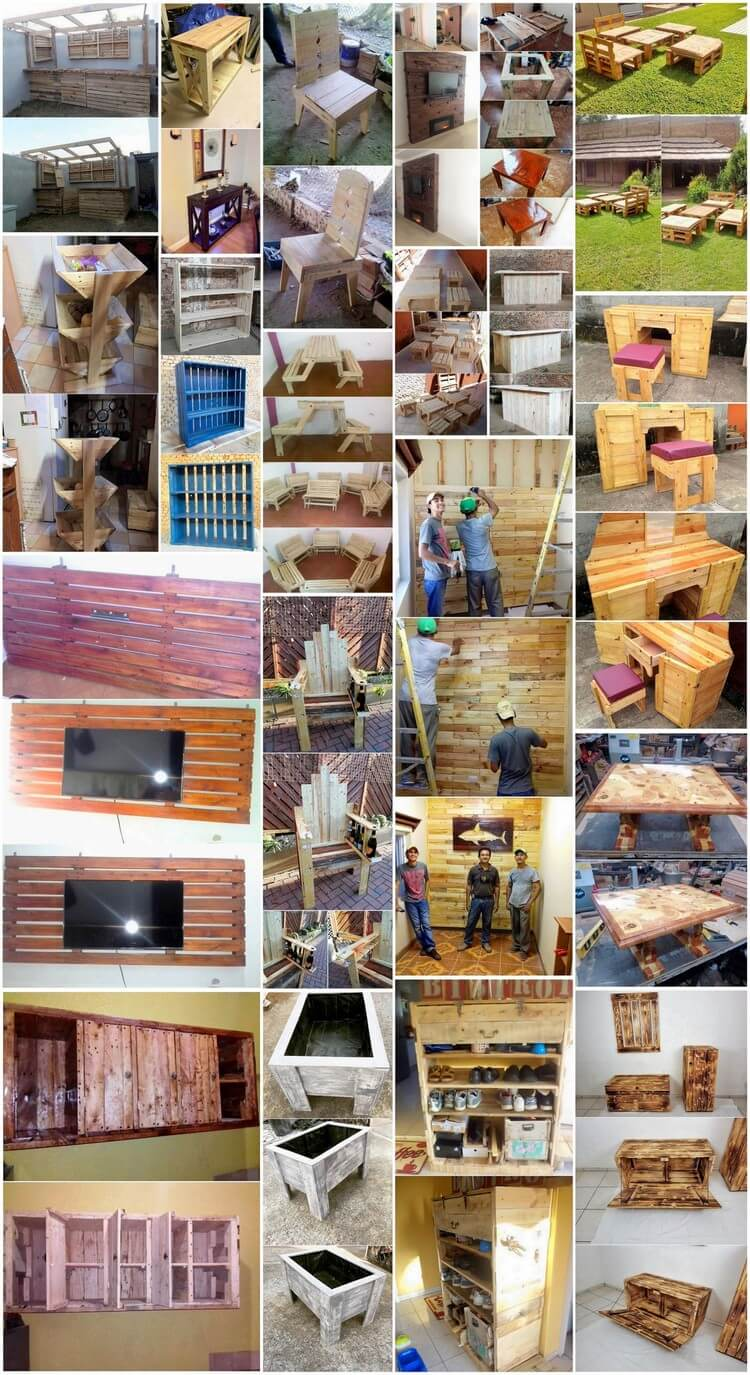 Innovative Wood Shipping Pallets Reusing Tips
