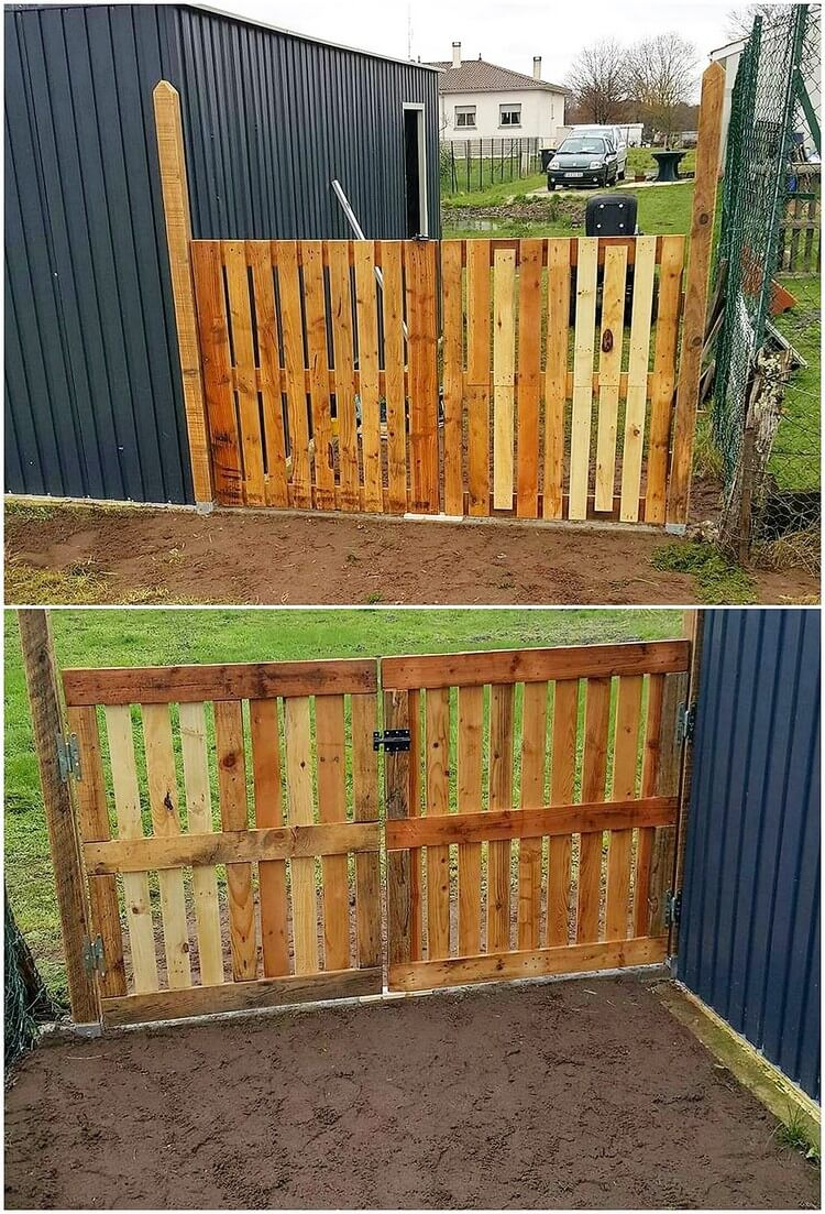 Astonishing ideas for old wood pallets recycling pallet for What to make out of those old wood pallets