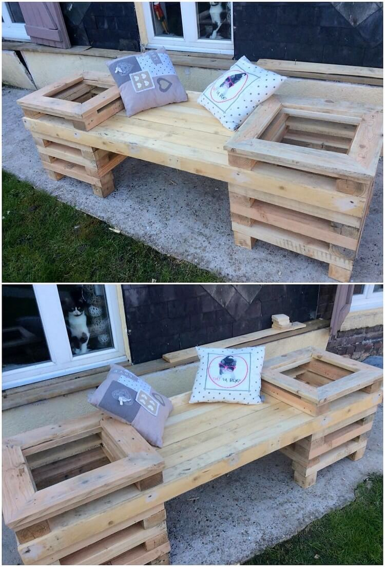 Luxury Simple And Nice Wood Pallet Recycling Ideas | Pallet Wood Projects