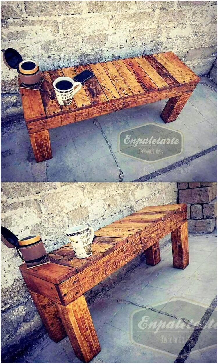 Easy To Make Amazing Things With Old Wood Pallets Pallet