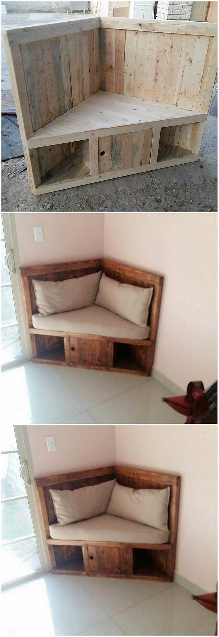 Quick And Easy To Build Wood Pallet Projects Pallet Wood Projects