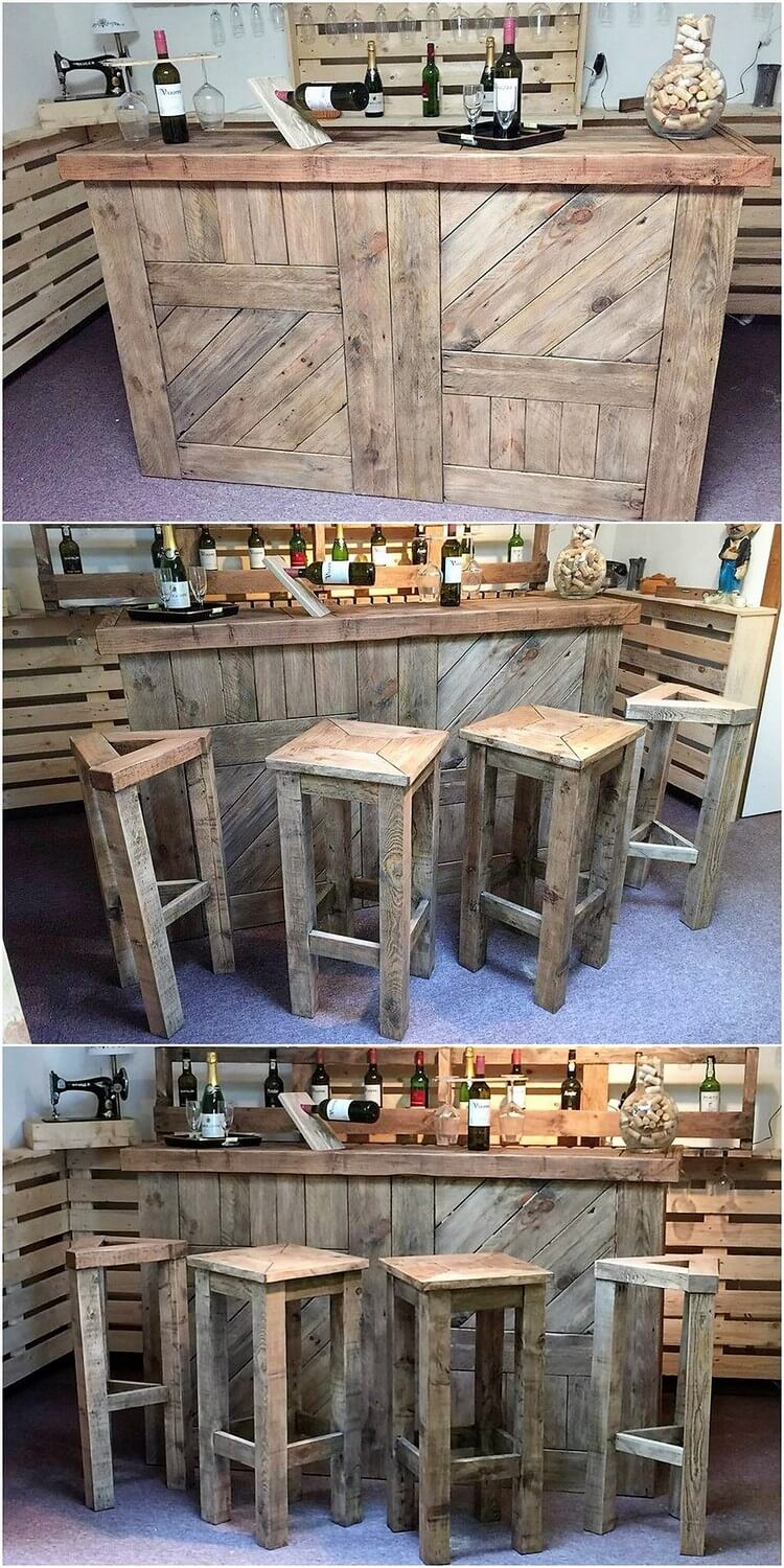 Pleasing Ideas for Wood Pallets Recycling | Pallet Wood ...
