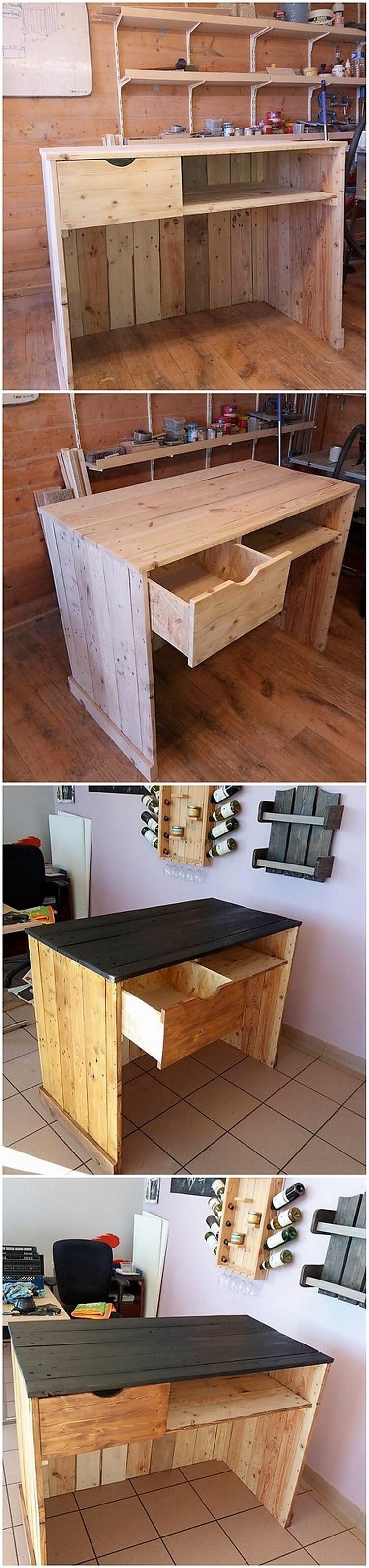 Pallet Desk or Table