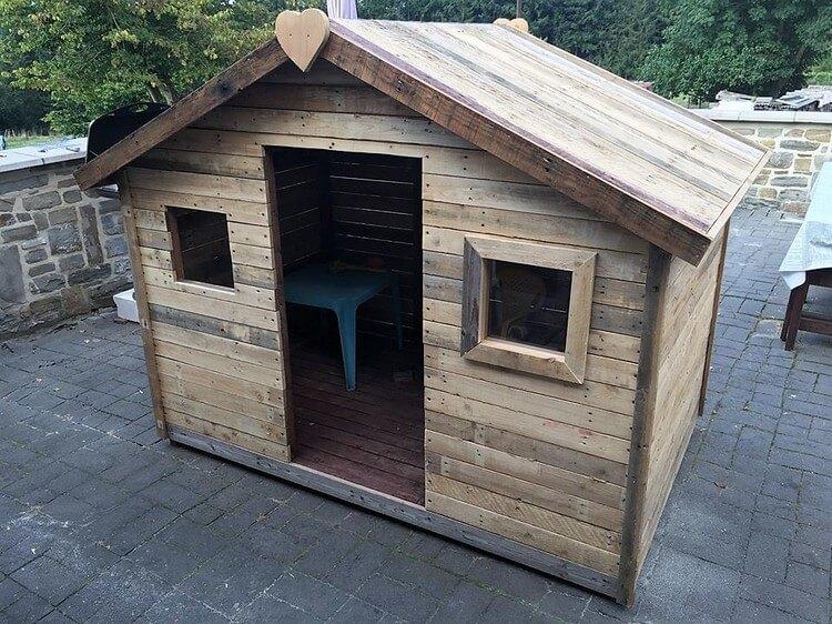 Pallet House Idea