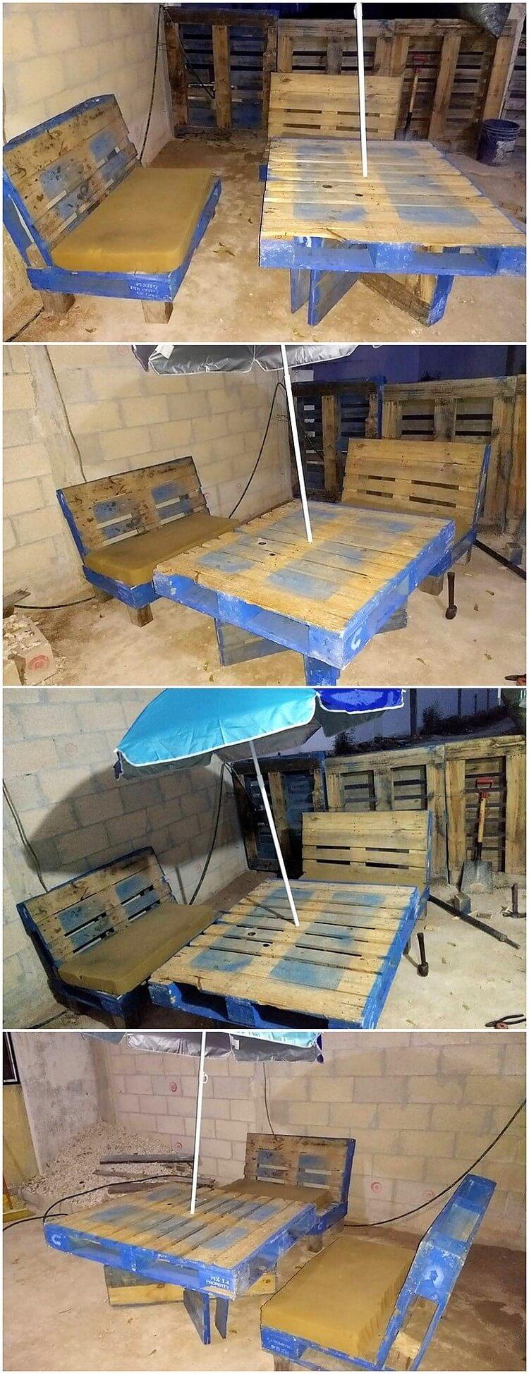 Pallet Patio Furniture