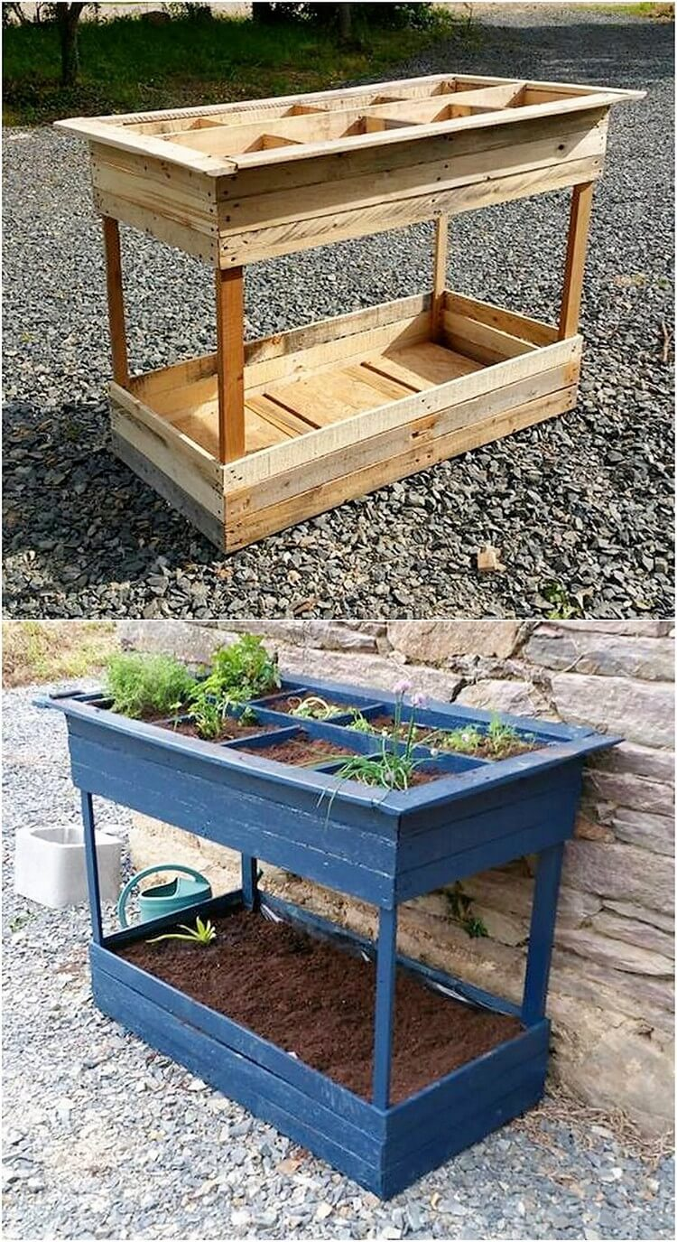 Quick And Easy To Build Wood Pallet Projects Pallet Wood