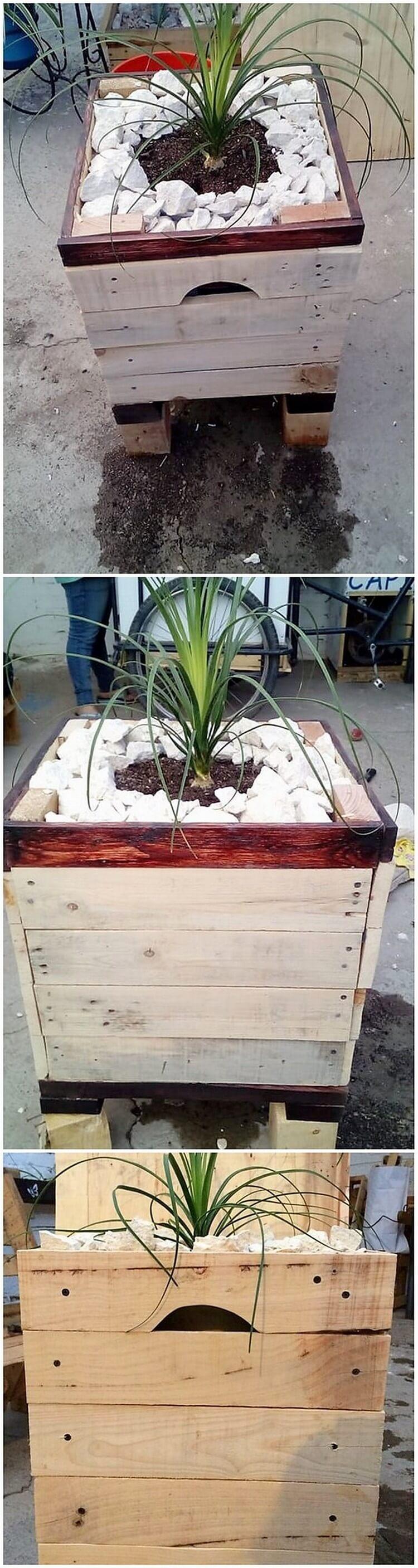 Pallet Platner Box