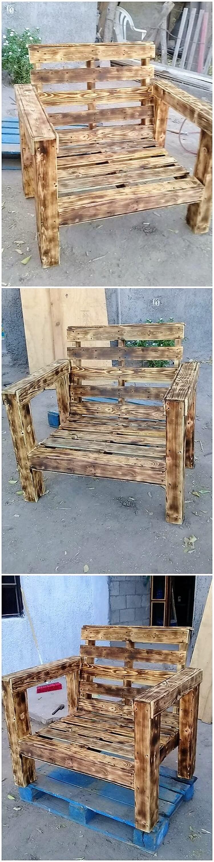 Pallet Chair