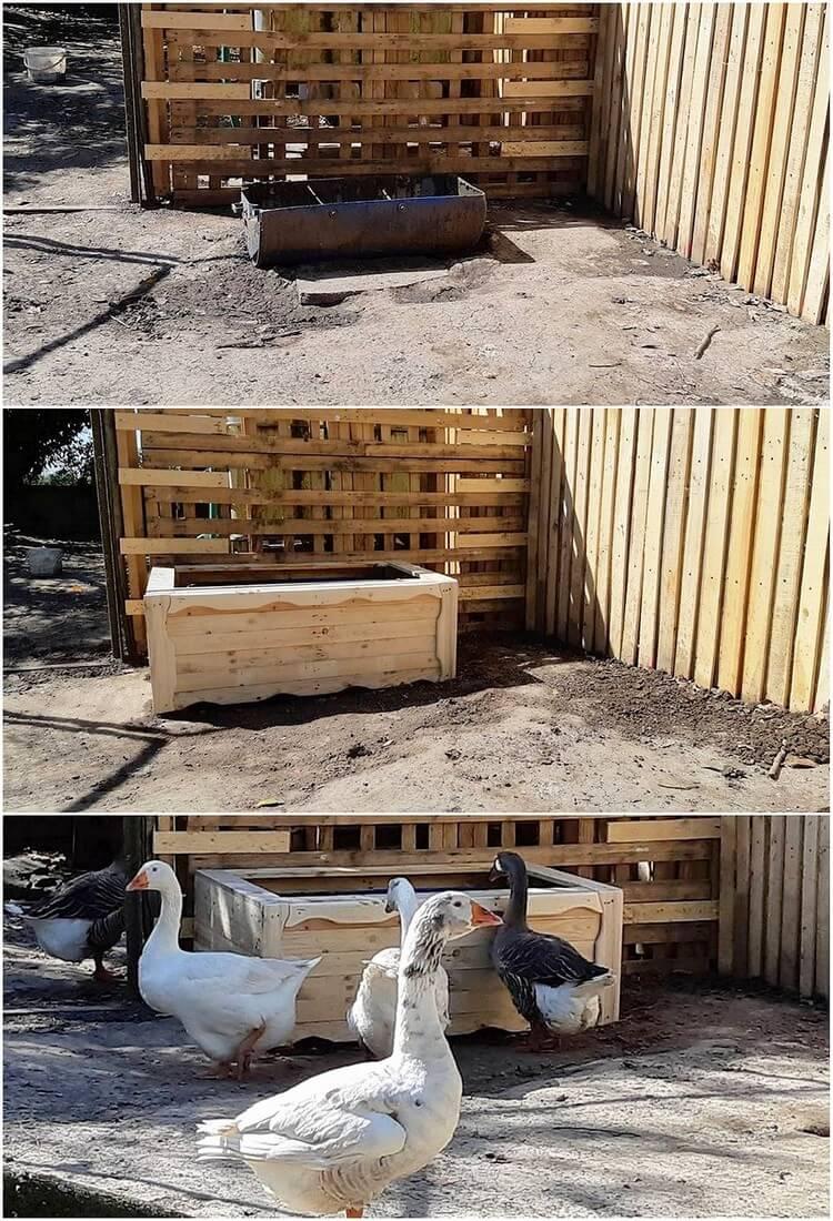 Pallet Creation for Ducks