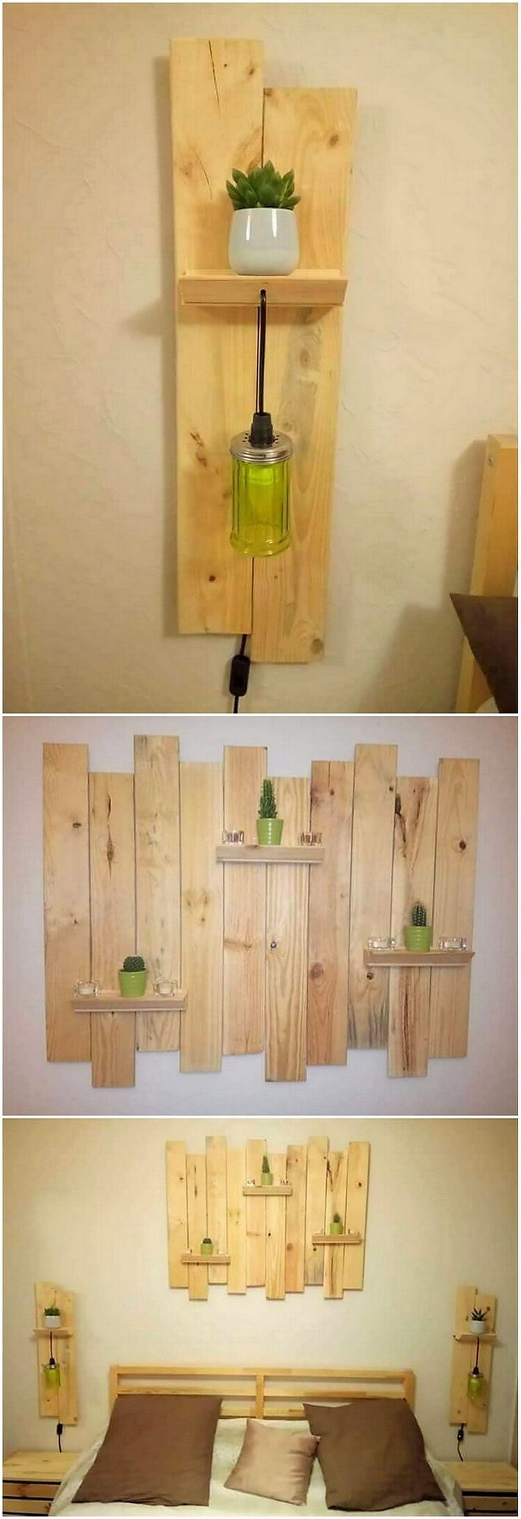 Enchanting Pallet Wall Decor Diy Pictures - Wall Art Collections ...