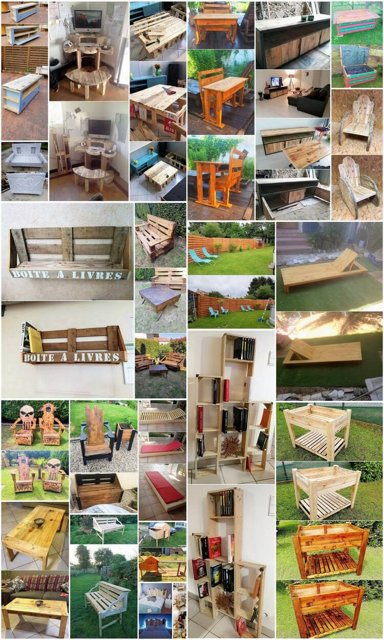 DIY Easy Wood Pallet Crafts to Make and Sell
