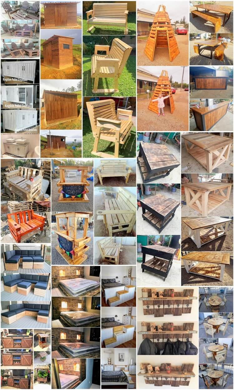Epic Wood Pallet Ideas and Projects You Can Try Today!