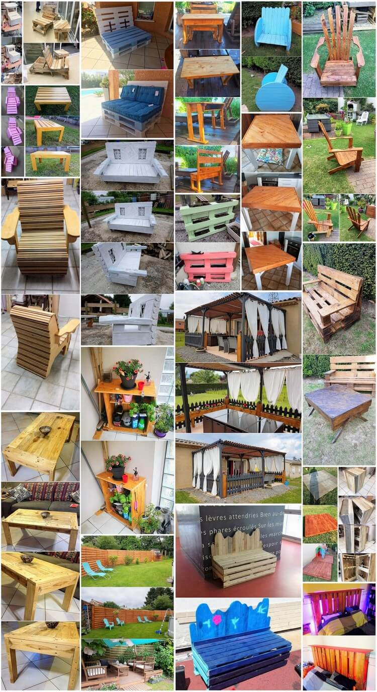 Fresh Wood Pallet Ideas You Should Try