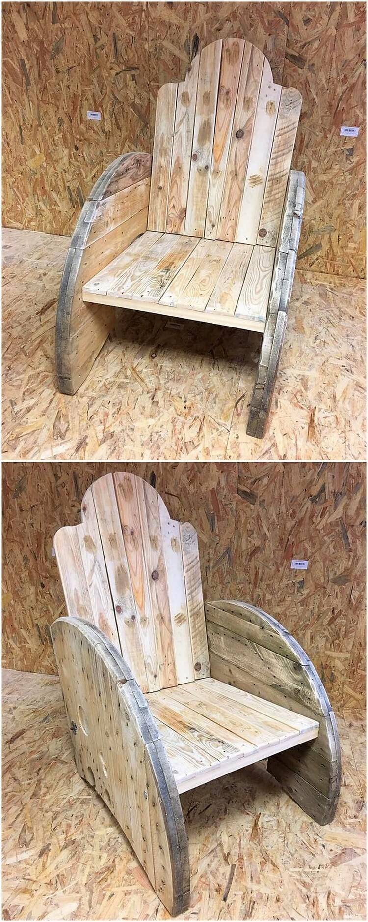DIY Easy Wood Pallet Crafts to Make and Sell   Pallet Wood ...