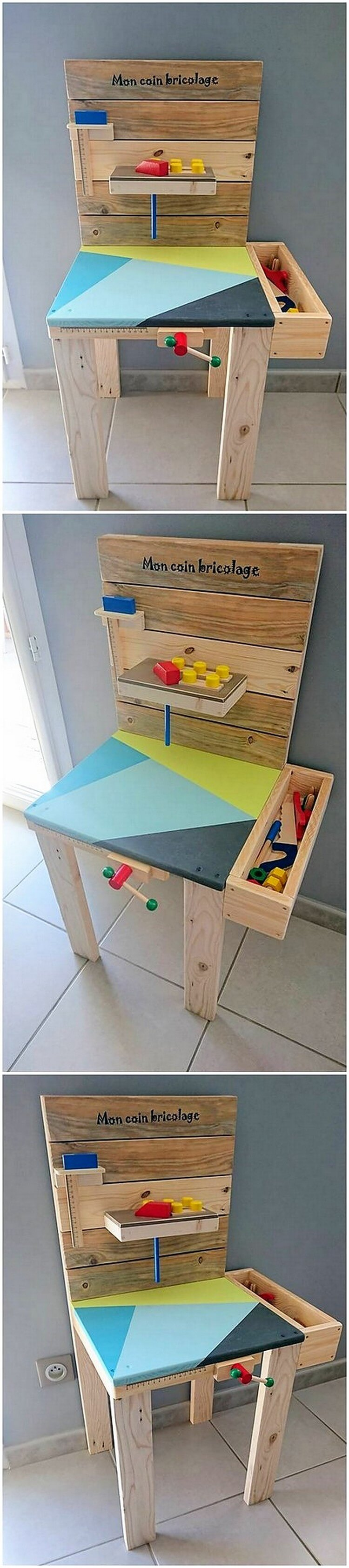 Pallet Game Creation for Kids