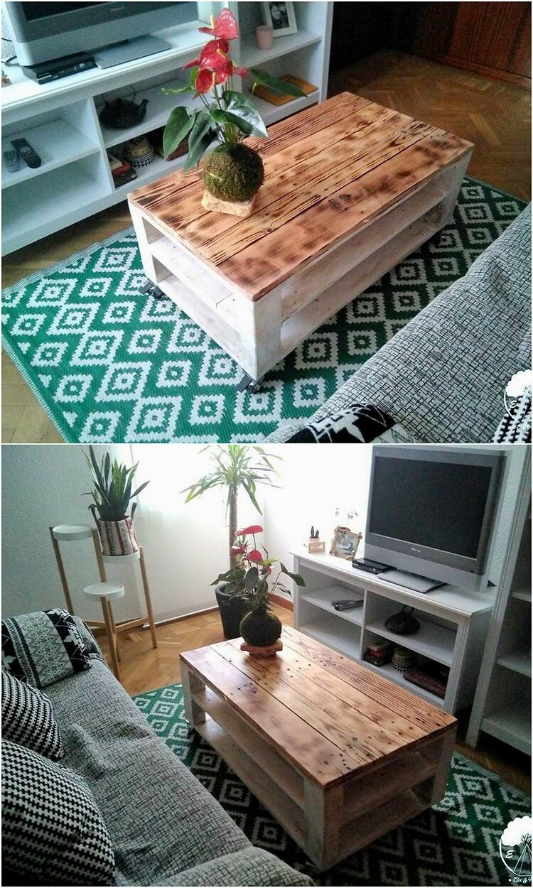 Wonderful Creations with Recycled Wood Pallets | Pallet Wood Projects