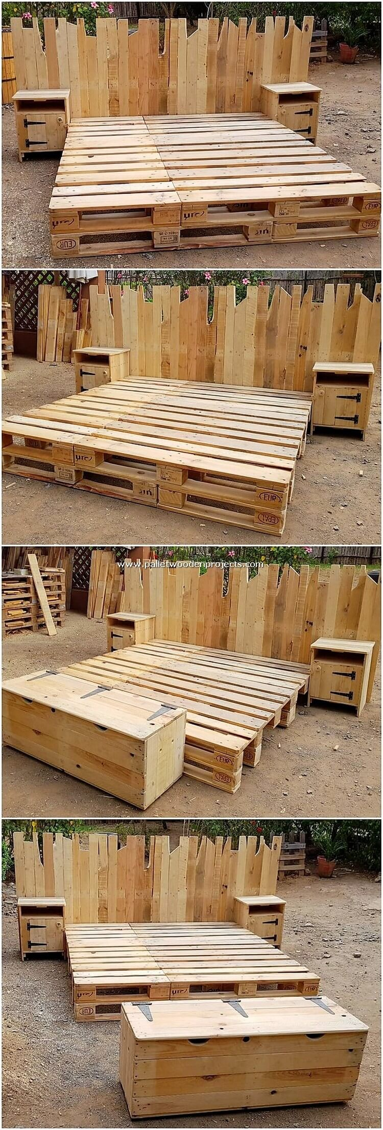 Incredible Do It Yourself Pallet Projects and Plans ...