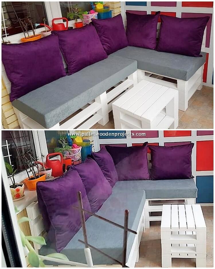 Pallet Indoor Couch